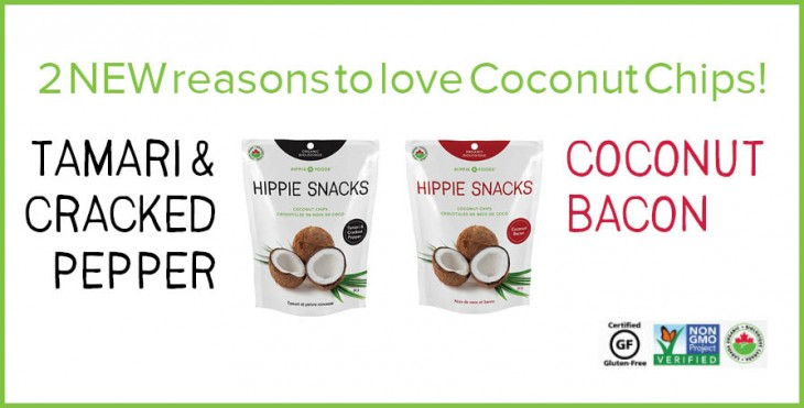 New Coconut Chips Flavours Web Slider Image TWO