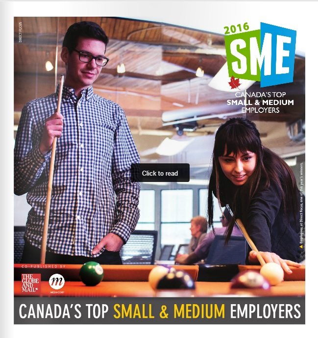 canada's top small employers