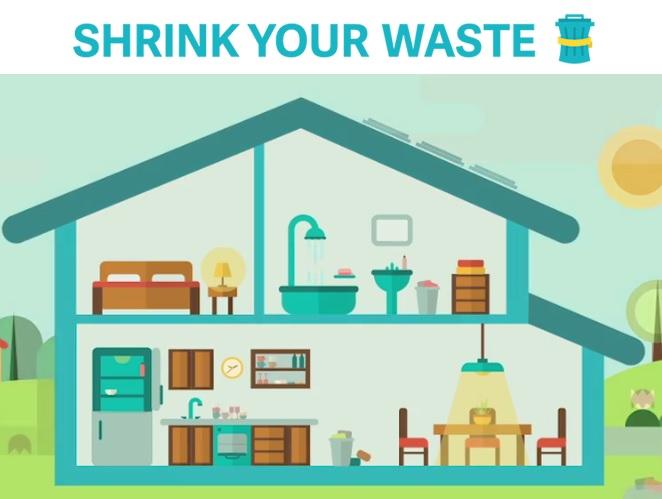 Shrink your waste