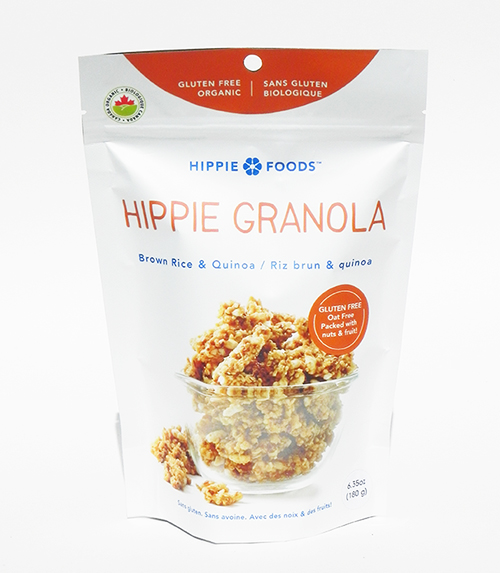 Hippie Granola Brown Rice & Quinoa V2 72dpi