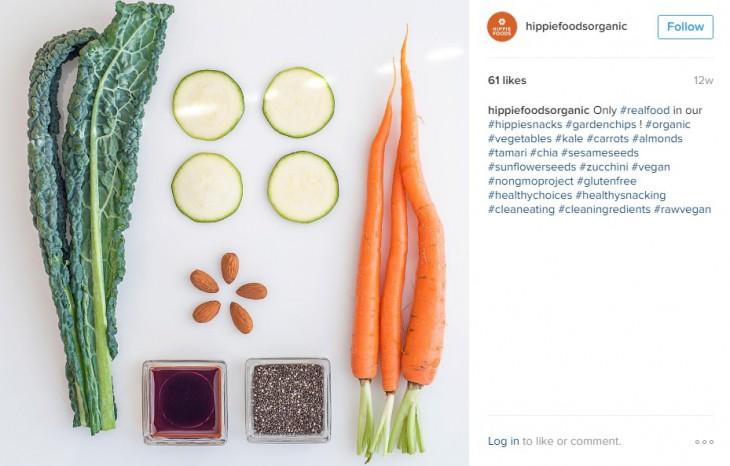 instagram veg